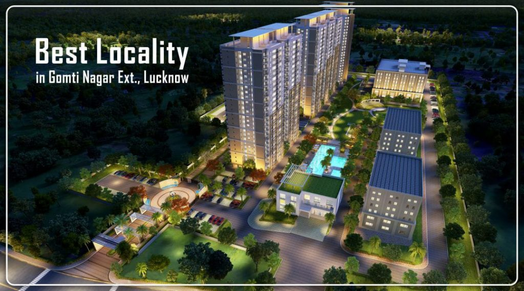 flats in Kanpur road lucknow,apartment in Kanpur road lucknow