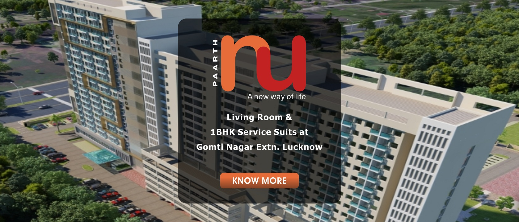 real estate companies in gomti nagar lucknow
