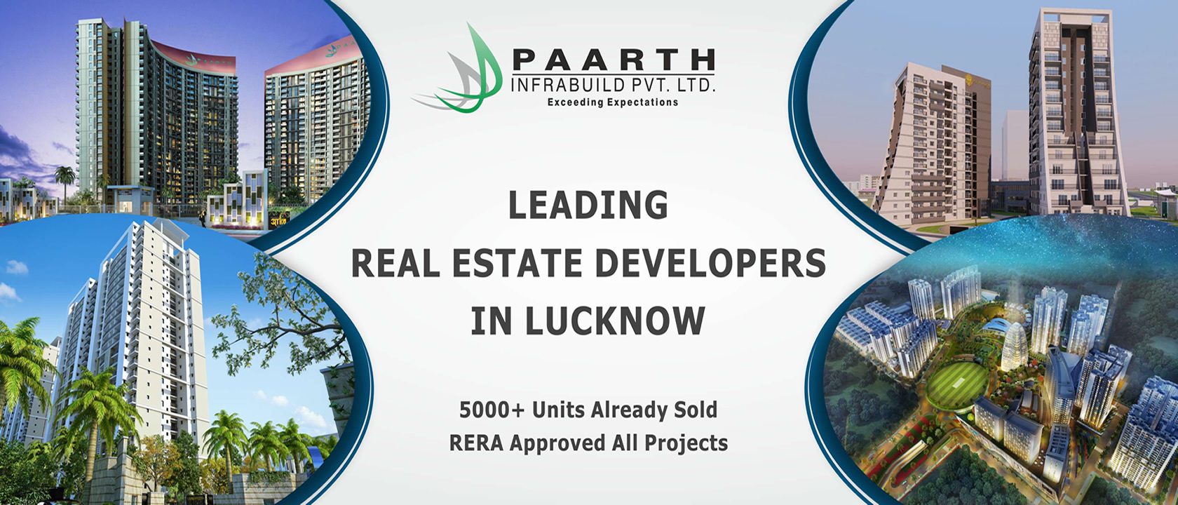 Flats in lucknow